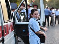 В Киргизии 100 школьников отравились угарным газом на дискотеке