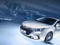 В Китае растет спрос на недорогие электромобили