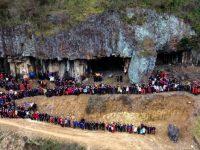 В Китае сделали общее фото 500 членов одной семьи