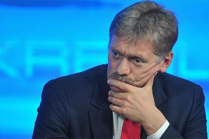 В Кремле прокомментировали на задержание Саакашвили