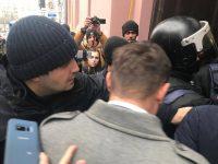 В квартире Саакашвили проводят обыск