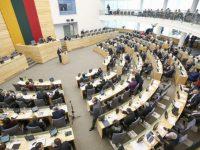 В Литве будет действовать закон об освобождении от ответственности информаторов о коррупции