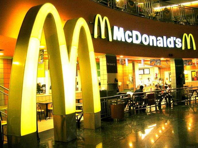 McDonald's уменьшает количество антибиотиков в мясе