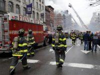 В Нью-Йорке потушили самый смертоносный за 25 лет пожар