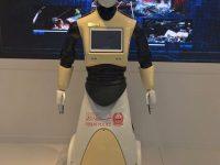 В ОАЭ будут работать роботы-полицейские (фото, видео)