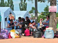 В ООН подсчитали количество беженцев с Донбасса в разных странах