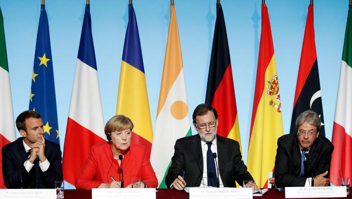 В Париже прошел саммит ЕС-Африка по вопросу миграционного кризиса