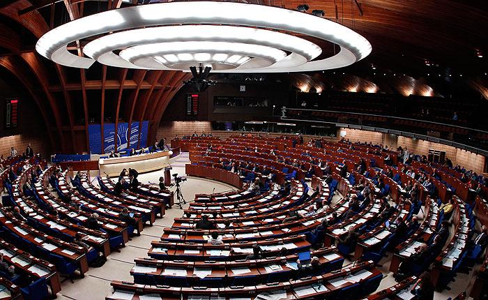 В ПАСЕ принята резолюция о гуманитарной ситуации в Донбассе и Крыму