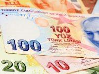 В первые дни 2017 года турецкая лира признана худшей валютой в мире