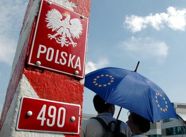 В Польше резко увеличилоськоличество украинцев, которые платят налоги