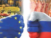 В России продлили ответные меры на европейские санкции