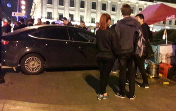 В Санкт-Петербурге и Москве автомобили въехали в толпу прохожих