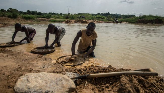 В Сьерра-Леоне найден алмаз весом 709 карат