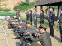 """В Северокорейскую армию""""попросились"""" 3,5 млн """"добровольцев"""""""