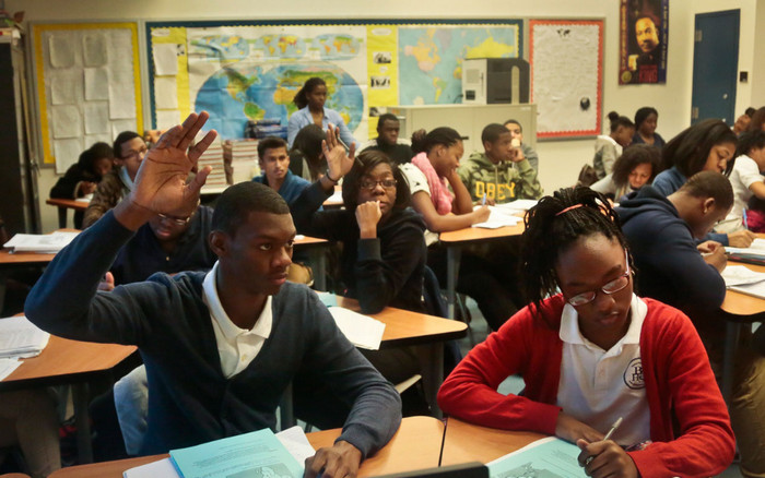 В школах США до сих пор сохраняется сегрегация, - доклад Комиссии по гражданским правам