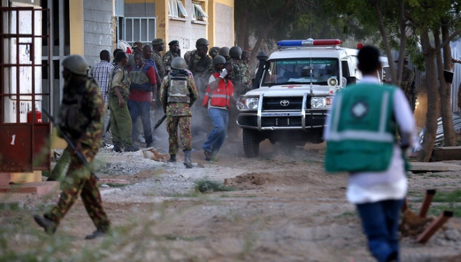 В школе Кении ученики устроили стрельбу и убили шесть человек