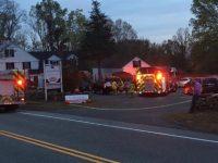 В штатеКоннектикут в отеле Spring Hill Inn произошел взрыв, есть пострадавшие