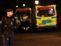 В Швеции неизвестный открыл стрельбу по людям