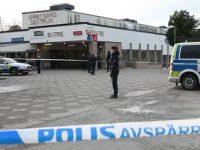 В Швеции произошел взрыв у станции метро