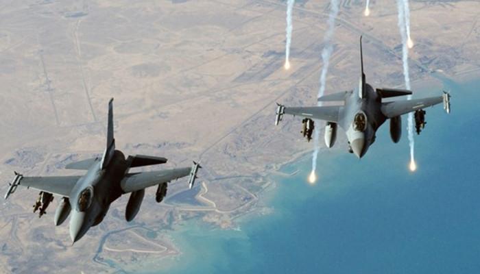 В Сирии истребителями США был нанесен ракетный удар по конвою ИГИЛ
