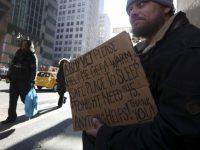 В США, каждый седьмой житель – банкрот