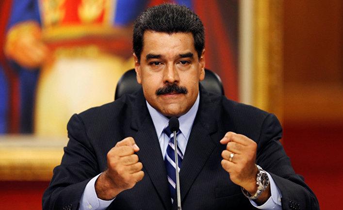 В США намерены ужесточить санкции в отношении Венесуэлы