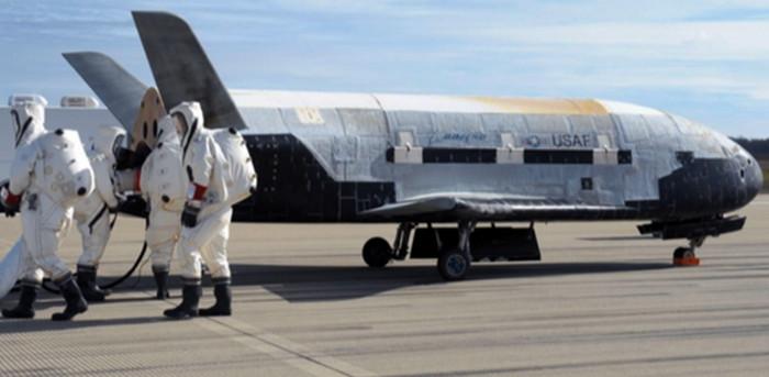 В США проводятся секретные исследования с помощью беспилотного шаттла