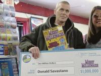 В США умер мужчина, выиграв в лотерею миллион долларов