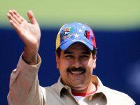 В США ввели персональные санкции в отношении венесуэльского президента
