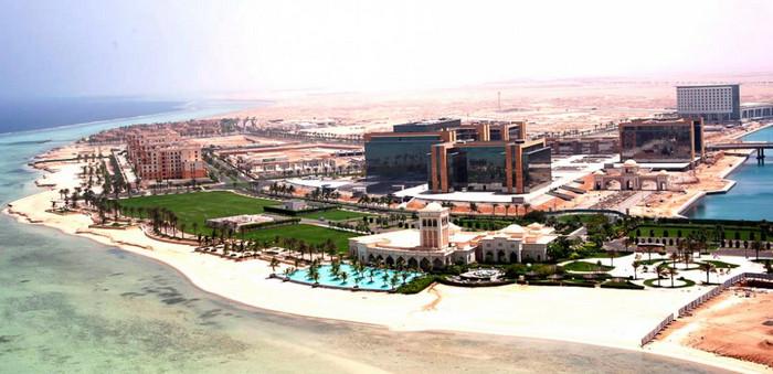 В строительство делового города в Саудовской Аравии инвестировано $95 млрд