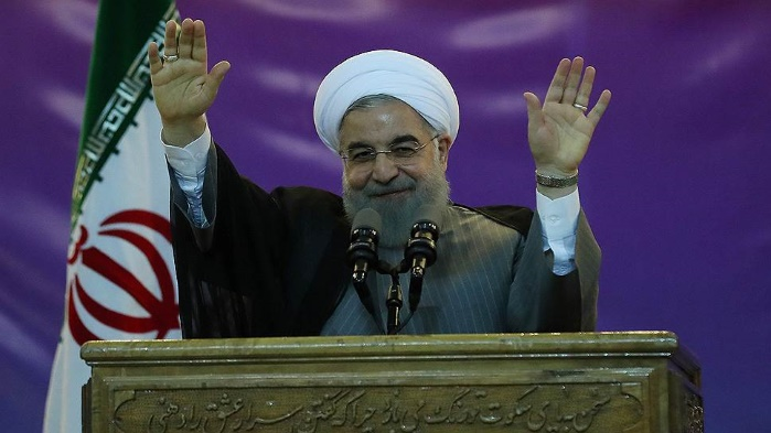 В Тегеране прошла инаугурация президента Хасана Роуханиизбранного на второй срок