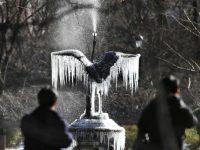 В Токио зарегистрирована самая низкая температура за последние 48 лет