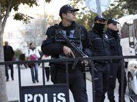В Турции взорван автобус с полицейскими