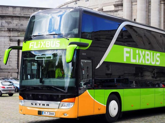 В Украине будет работать крупный европейский автобусный перевозчик FlixBus