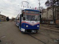 """В Украине начали изготавливать """"запорожские трамваи"""""""