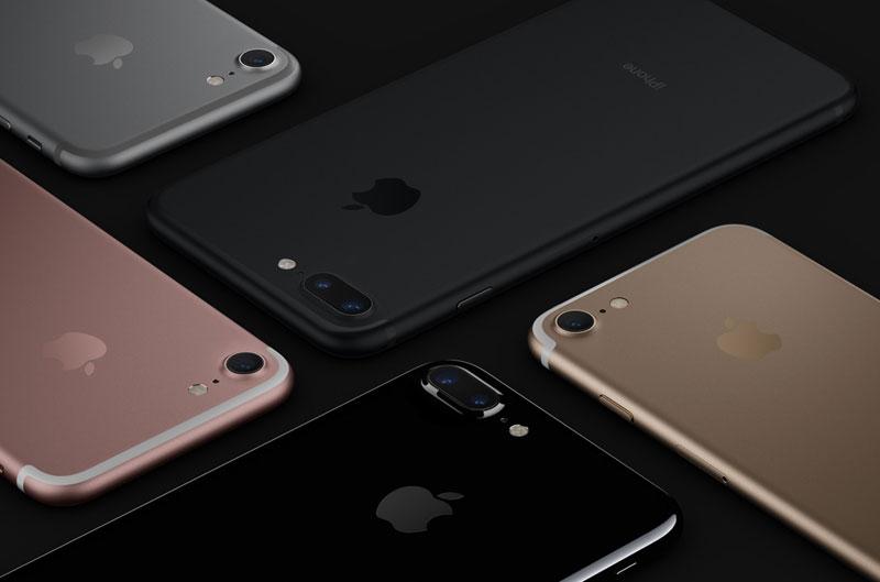 В Украине начались официальные продажи смартфона iPhone 7