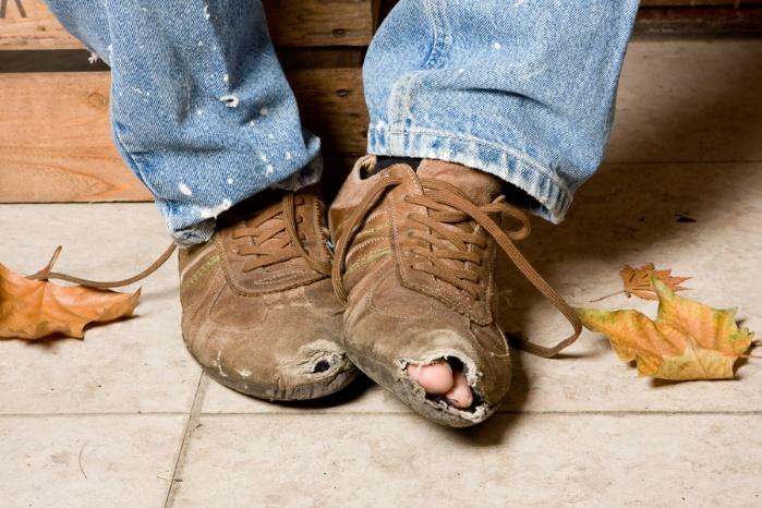 В Украине показатель бедности вырос до 58%
