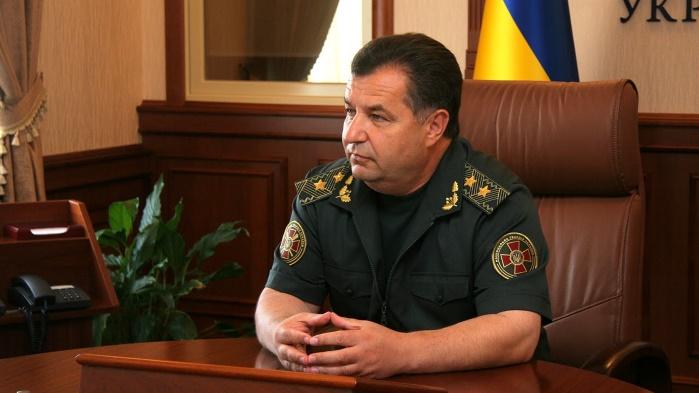 В Украинесоздадут армейское подразделение по киберзащите, — Полторак