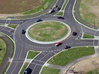 В Украине вступило в силу новое правило дорожного движения о перекрестках