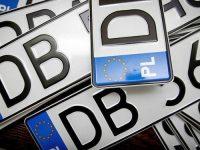 В Украине запретят въезд автомобилей с незаконной иностранной регистрацией