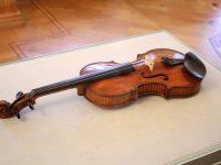 В украинском аэропорту перехватили итальянскую скрипку Амати