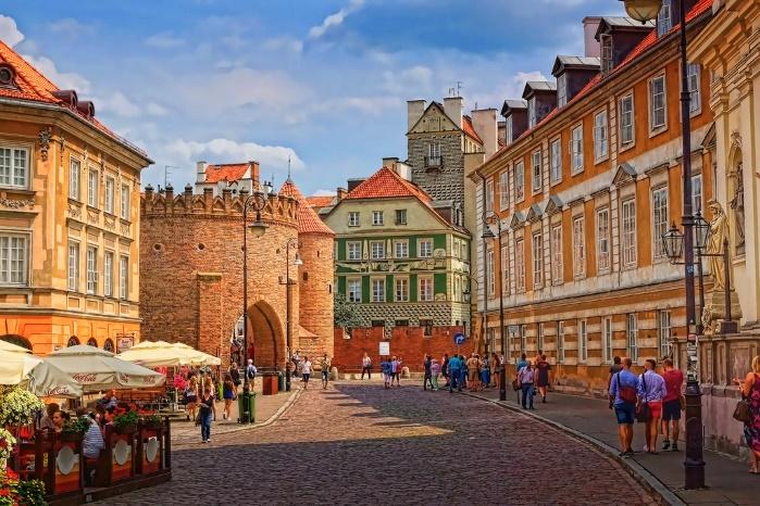 В Варшаве официально проживает почти 7,5 тыс украинцев
