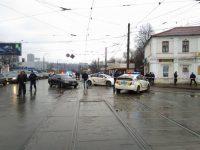 В Харькове захватили заложников в отделении почты