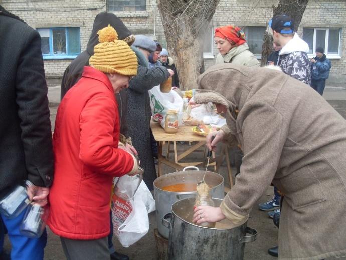 В зоне АТО 26% населения имели проблемы с продовольствием, — ООН