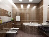 Дизайн ванной комнаты по типу темперамента