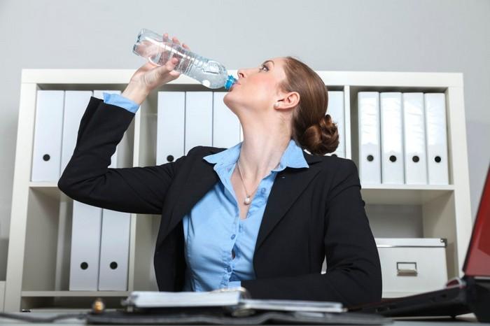 вода как пить воду