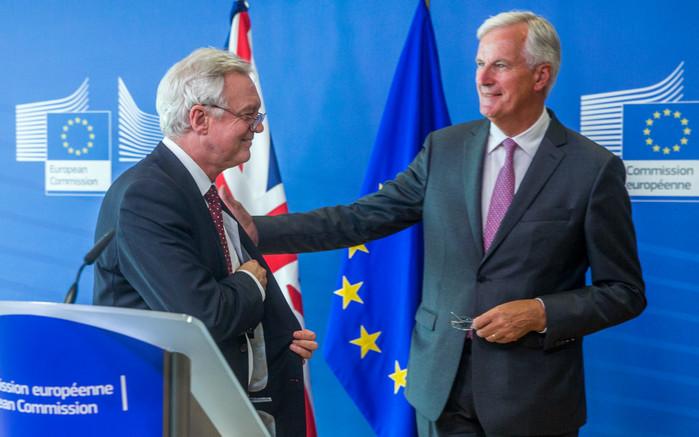 """Великобритания может заключить """"канадский"""" вариант торговой сделки с ЕС"""