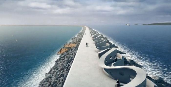 Великобритания станет мировым лидером в использовании приливной энергии