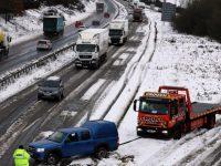 Великобритания страдает от рекордного понижения температуры