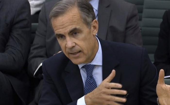 Великобританию ожидает повышение процентных ставок в ближайшие месяцы, - глава Банка Англии